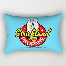 Strickland Propane  |  Arlen Texas Rectangular Pillow