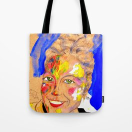 Smile 2 Tote Bag