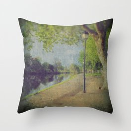 8719 Throw Pillow
