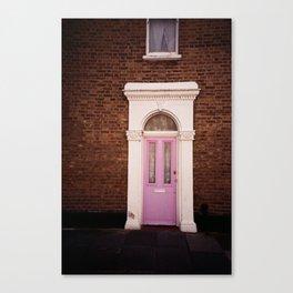 Dusty Pink Canvas Print