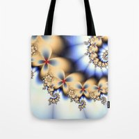 evolution Tote Bags featuring Evolution by Best Light Images