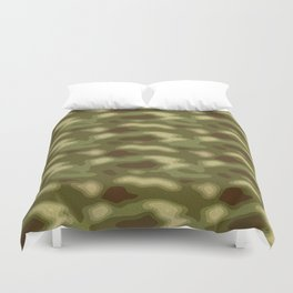 Camo pattern Duvet Cover