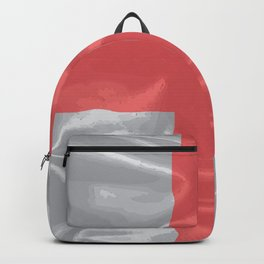 Silk Flag of England and Saint George Backpack