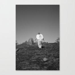 icharus Canvas Print