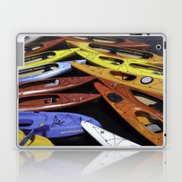 Kayaks Laptop & iPad Skin