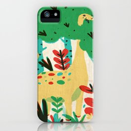 lunch iPhone Case