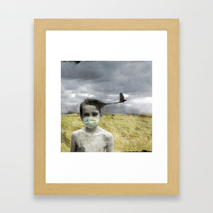 Psychosolstice Framed Art Print