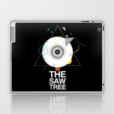 The saw tree Laptop & iPad Skin