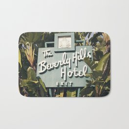 Beverly Hills Hotel Bath Mat