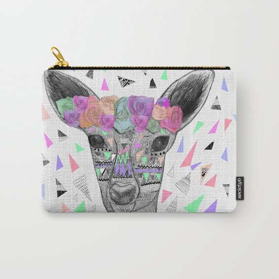 BLOWN A WISH Carry-All Pouch