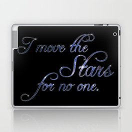 Move The Stars Laptop & iPad Skin