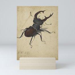 Stag Beetle - Albrecht Durer Mini Art Print