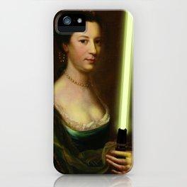 Ye Olde Glowstick IV iPhone Case