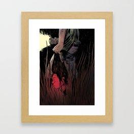 Beheaded Framed Art Print