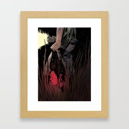 Beheaded Framed Art Print