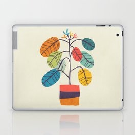 Potted plant 2 Laptop & iPad Skin