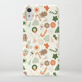 Christmas Cookies iPhone Case