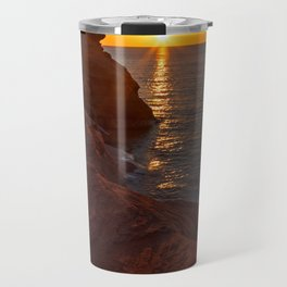 Seacow Head Sunset Travel Mug