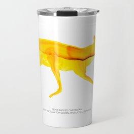 Silver-backed Chevrotain Travel Mug
