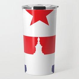 Washington Caps Travel Mug