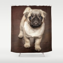 Baby Frank Shower Curtain