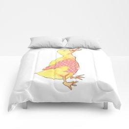 Little Yellow Duck Comforters