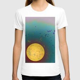 Dust 01 - Post Biological Universe T-shirt