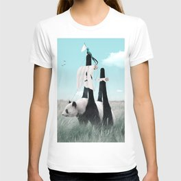 Endanger - Julien Tabet - Photoshop Artwork T-shirt