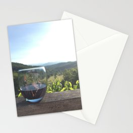 Wine Country Stationery Cards