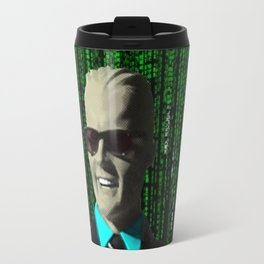 max meets matrix Travel Mug
