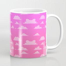 Clouds (color op) Coffee Mug