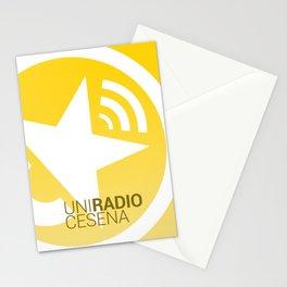 Uniradio Cesena Stationery Cards