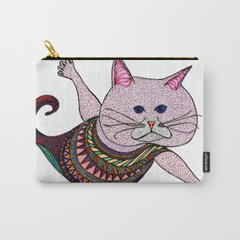 Mer-Kat Meow Carry-All Pouch