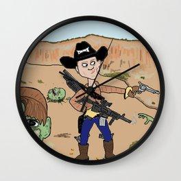 44 Gun Salute Wall Clock