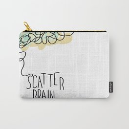 ScatterBrain Carry-All Pouch
