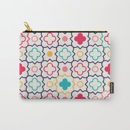Cute Eastern Pattern Carry-All Pouch