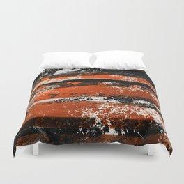 Earn Your Stripes! Duvet Cover