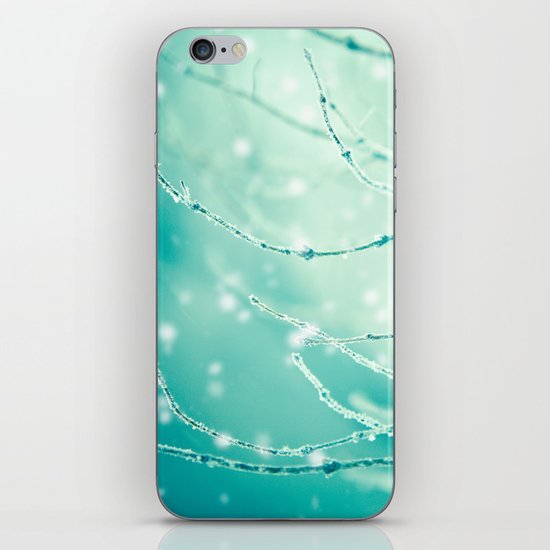 Sparkle and Glow iPhone & iPod Skin