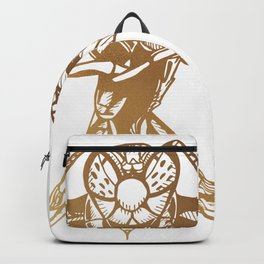 Golden Hornet Backpack