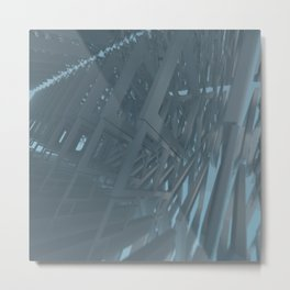 Fractal 1 Metal Print