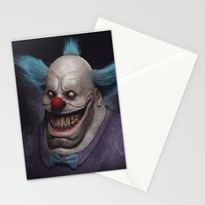 Krusty the Clown Stationery Cards