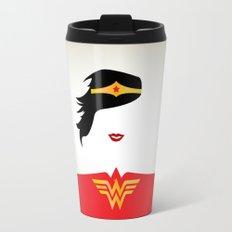 Wonder Girl Travel Mug