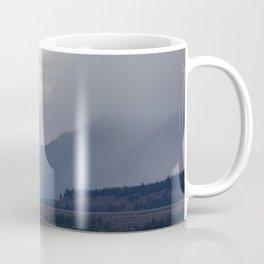 Mountains Emerging Coffee Mug