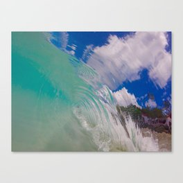 Brighter Liquid Pleasure Canvas Print