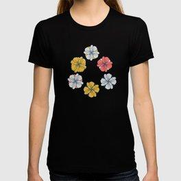Springtime Floral T-shirt