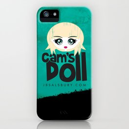 Cam's Doll iPhone Case