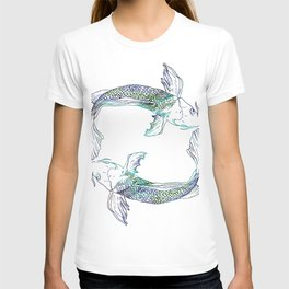 Pisces Swim T-shirt