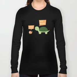 Travelling Nomads Long Sleeve T-shirt