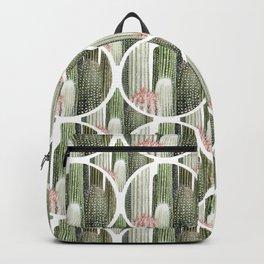 Circular Cacti Backpack