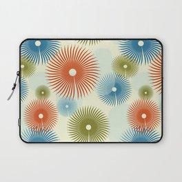 Retro Flower Pattern #society6 #buyart #decor Laptop Sleeve